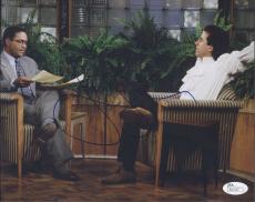 Jerry Seinfeld Signed 'seinfeld' 8x10 Photo Puffy Shirt Autograph Jsa Coa