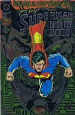 Jerry Siegel Signed Superman #82 Comic Book Set Dynamic Forces /2000