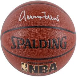 West, Jerry Auto (i/o Spalding) Basketball