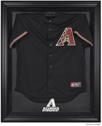 Arizona Diamondbacks Black Framed Wordmark Jersey Display Case  - Mounted Memories