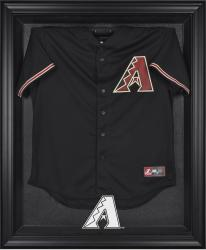 Arizona Diamondbacks Black Framed Logo Jersey Display Case - Mounted Memories