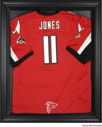 Atlanta Falcons Frame Jersey Display Case - Black
