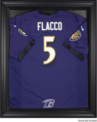 Baltimore Ravens Frame Jersey Display Case - Black
