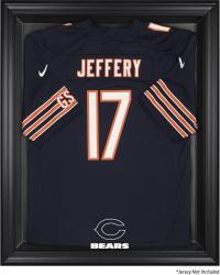 Chicago Bears Frame Jersey Display Case - Black