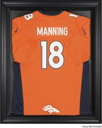 Denver Broncos Black Frame Jersey Display Case