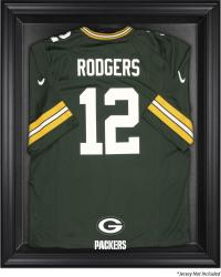 Green Bay Packers Black Frame Jersey Display Case