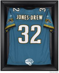 Jacksonville Jaguars Black Frame Jersey Display Case - Mounted Memories