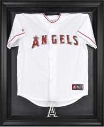 Los Angeles Angels of Anaheim Black Framed Logo Jersey Display Case - Mounted Memories