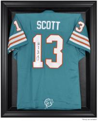 Miami Dolphins Black Frame Jersey Display Case