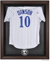 Brown Framed (expos) Logo Jersey Case