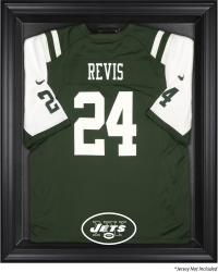 New York Jets Black Frame Jersey Display Case