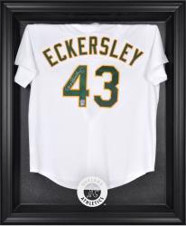 Oakland Athletics Black Framed Logo Jersey Display Case