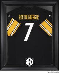 Pittsburgh Steelers Black Frame Jersey Display Case