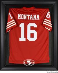 San Francisco 49ers Black Frame Jersey Display Case