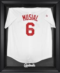 St. Louis Cardinals Black Framed Logo Jersey Display Case