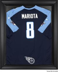 Tennessee Titans Black Frame Jersey Display Case