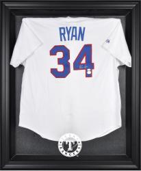 Texas Rangers Black Framed Logo Jersey Display Case