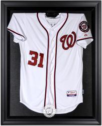 Washington Nationals Black Framed Logo Jersey Display Case