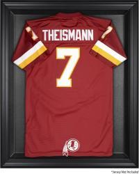 Washington Redskins Black Frame Jersey Display Case
