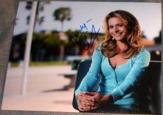 "Jessalyn Gilsig Signed Autograph ""glee"" Promo Photo B"