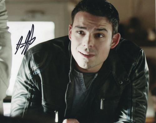 Jesse Hutch Arrow Supernatural TV Show Signed 8x10 Photo w/COA #2
