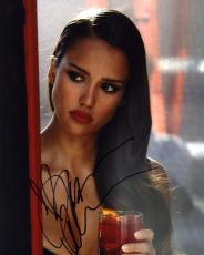 Jessica Alba Autographed Signed 8x10 Photo Certified Authentic JSA AFTAL COA