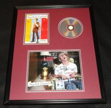 Jon Heder Signed Framed 16x20 Napoleon Dyamite DVD & Photo Display AW