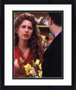 Jessica Hecht Friends Signed 8X10 Photo Autographed BAS #B91282