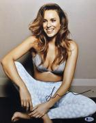 Jessica McNamee Signed 11x14 Photo *Battle of the Sexes *Model BAS E19149