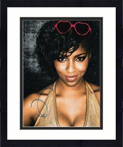 JESSICA WILLIAMS signed *THE DAILY SHOW JON STEWART* 8X10 photo W/COA #1