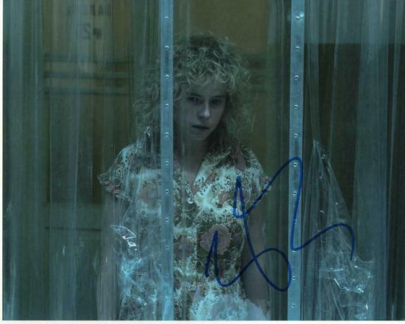 Jessie Buckley Signed Autographed 8x10 Photo - Wild Rose, Chernobyl, Taboo 2