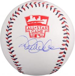 Derek Jeter Autographed Baseball 2014 All Star New York Yankees
