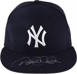 Derek Jeter Autographed New York Yankees Hat