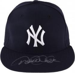 Derek Jeter Autographed New York Yankees Hat