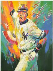 Jeter, Derek (celebrating) Original