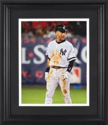 "Derek Jeter New York Yankees Unsigned 2008 All Star Game 8"" x 10"" Framed Photograph - Mounted Memories"