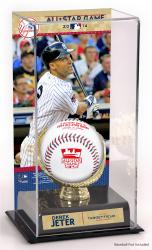 Commemorative Derek Jeter Baseball Display Case - 2014 MLB All Star Game