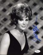 JILL ST JOHN JSA COA Hand Signed 8X10 Photo Autograph Authentic