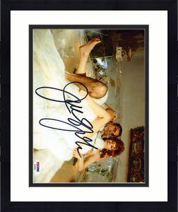 Jill St John Psa Dna Cert Hand Signed James Bond 8x10 Photo Autograph