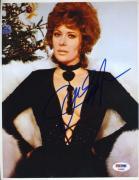 Jill St John Psa Dna Coa Hand Signed James Bond 8x10 Photo Autographed