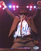 "Jim Belushi Autographed 8"" x 10"" Blues Brothers Hands Up Photograph - Beckett COA"