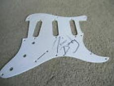 Jim Dandy Black Oak Arkansas Signed Autographed Guitar Pick Guard