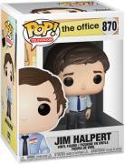 Jim Halpert with Chase The Office #870 Funko Pop! Figurine