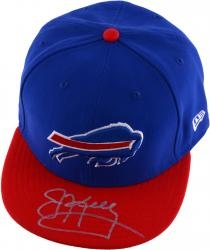 Jim Kelly Buffalo Bills Autographed New Era Cap
