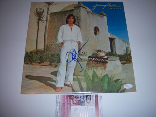 Jim Messina Oasis Jsa/coa Signed Lp Record Album