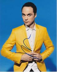 Jim Parsons Signed - Autographed The Big Bang Theory 8x10 inch Photo - Guaranteed to pass PSA or JSA
