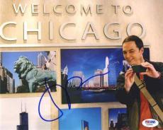 Jim Parsons Big Bang Theory Autographed Signed 8x10 Photo PSA/DNA AFTAL COA