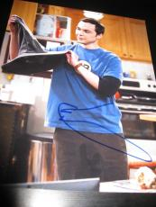 JIM PARSONS SIGNED AUTOGRAPH 8x10 PHOTO BIG BANG THEORY PROMO IN PERSON COA NY O