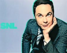 Jim Parsons Signed - Autographed SNL Host - The Big Bang Theory 8x10 inch Photo as Sheldon Cooper - Guaranteed to pass PSA or JSA