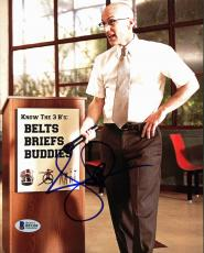 Jim Rash Community Signed 8X10 Photo Autographed BAS #B51359